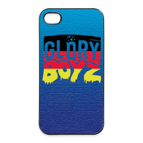 Glory Boyz Germany iPhone 4/4s Case - iPhone 4/4s Hard Case