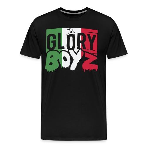 Glory Boyz Italy T-Shirt - Men's Premium T-Shirt