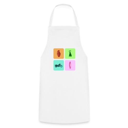 Tablier de cuisine Ohana - Tablier de cuisine