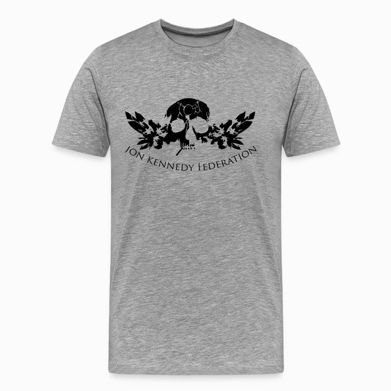 Men's Premium T-Shirt - 14,bonobo,grand central,jon kennedy,jon kennedy federation,take my drum to england,trip hop,tru thoughts,useless wooden toys,we're just waiting for you now