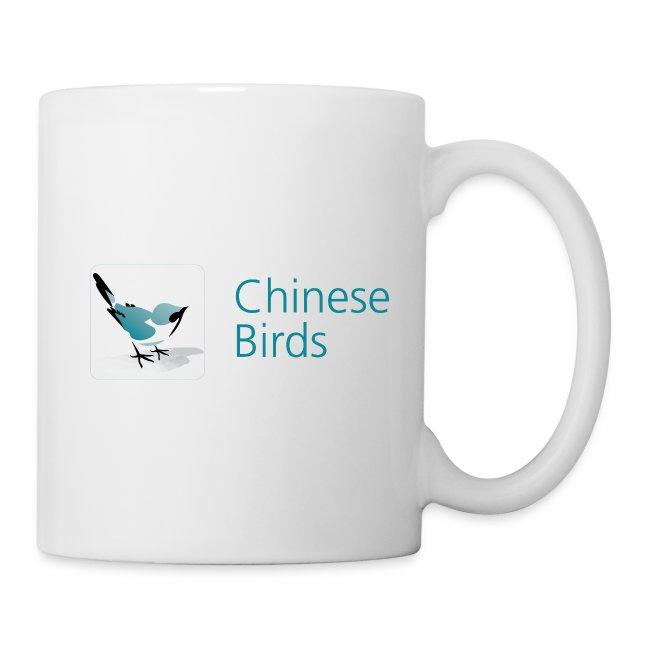 Chinese Birds Mug