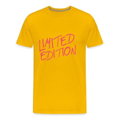 tshirt limited - T-shirt Premium Homme