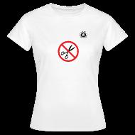 T-Shirts ~ Women's T-Shirt ~ Women's No cuts T Shirt