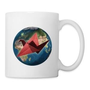 Mother Earth Mug (classic BOS Logo on back) - Mug