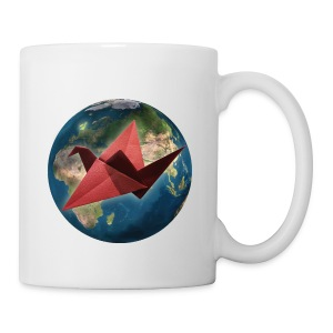Mother Earth Mug (classic BOS Logo on back) - Mug