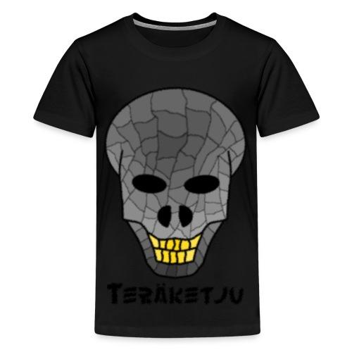 Ufokallo - Teinien premium t-paita
