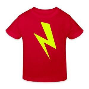 The Flash - Kinder Bio-T-Shirt