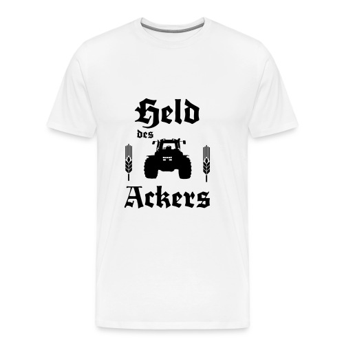 LS4y Held des Ackers - Männer Premium T-Shirt