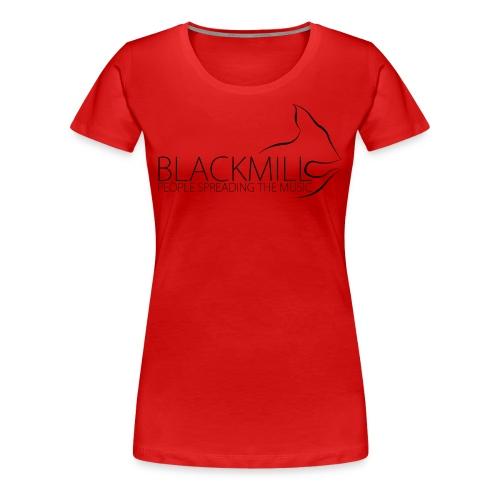 People spreading the Music - Women's - Women's Premium T-Shirt