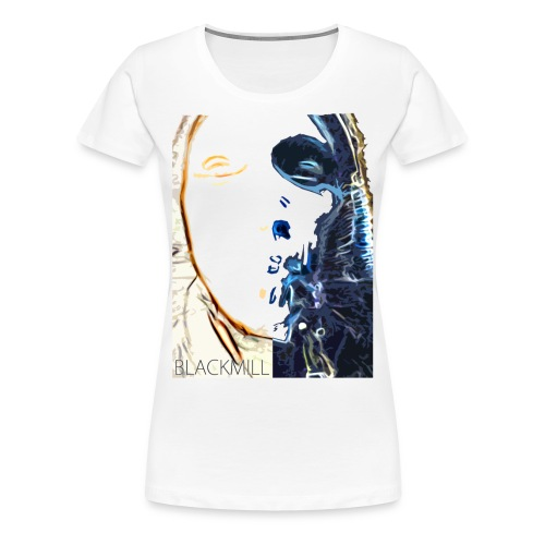 Transparent - Men's - Women's Premium T-Shirt
