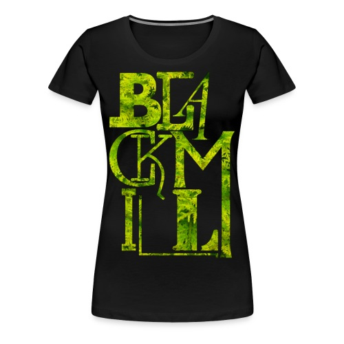 Fonts Large - Women's - Women's Premium T-Shirt