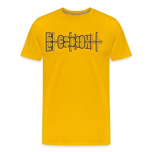Flow Horizontal - Men's - Men's Premium T-Shirt