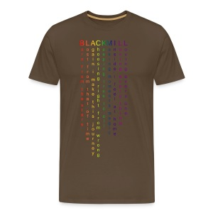 Words - Men's - Men's Premium T-Shirt