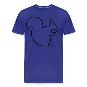 Squirrel - Men's - Men's Premium T-Shirt