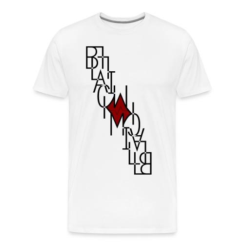 Downside up - Men's - Men's Premium T-Shirt