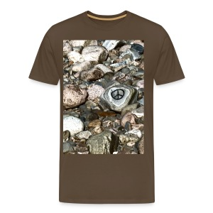 Written in Stone - Men's - Men's Premium T-Shirt
