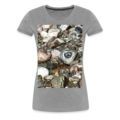 Written in Stone - Women's - Women's Premium T-Shirt