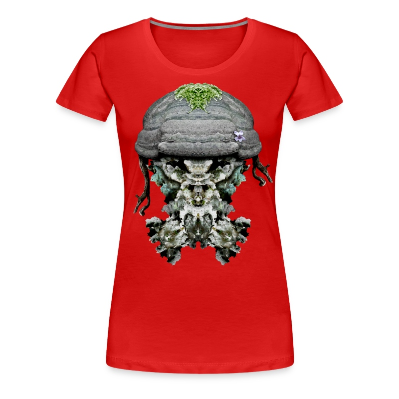 Poisoned Planet - Women's - Women's Premium T-Shirt
