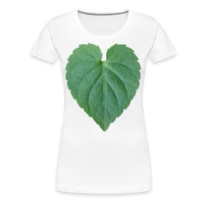 Natural Love - Women's - Women's Premium T-Shirt