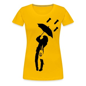 Raining Man - Women's - Women's Premium T-Shirt