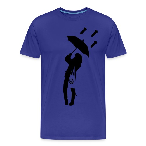 Raining Man - Men's - Men's Premium T-Shirt
