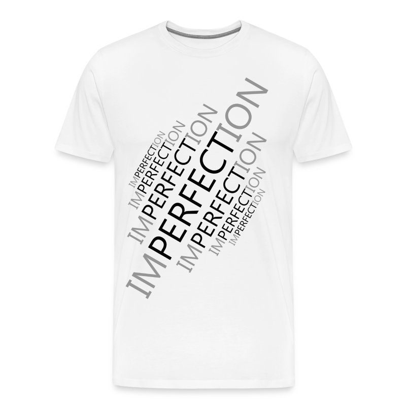 Perfect Imperfection - Men's - Men's Premium T-Shirt
