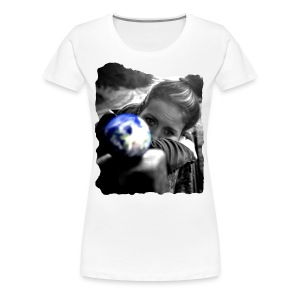 Eyes Open - Women's - Women's Premium T-Shirt