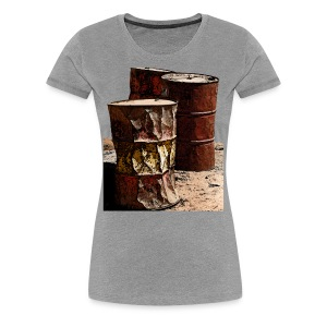 Blood Money - Women's - Women's Premium T-Shirt