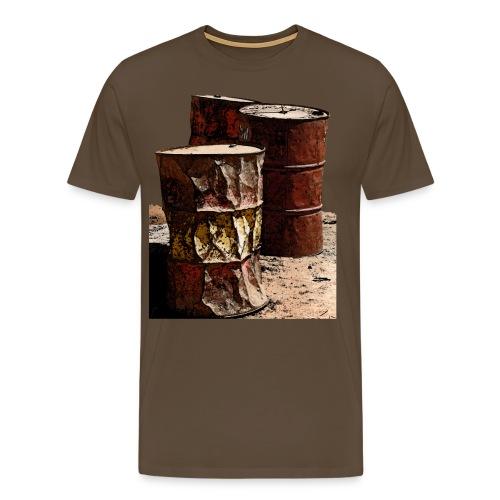 Blood Money - Men's - Men's Premium T-Shirt