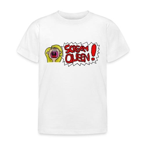 Scream Queen - Kinder T-Shirt