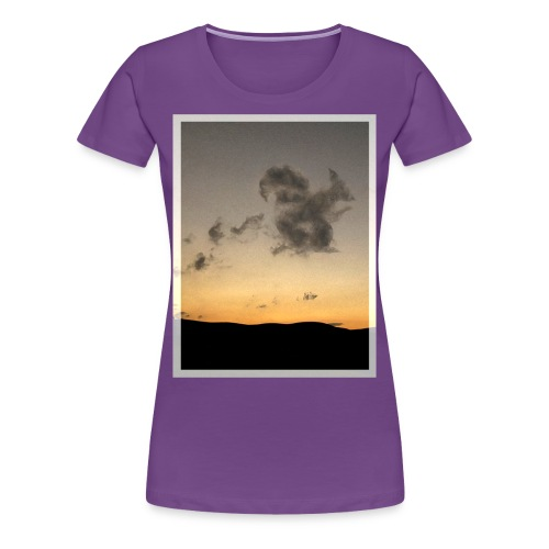 Sky - Women's - Women's Premium T-Shirt