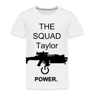 THE SQUAD Taylor  - Kids' Premium T-Shirt