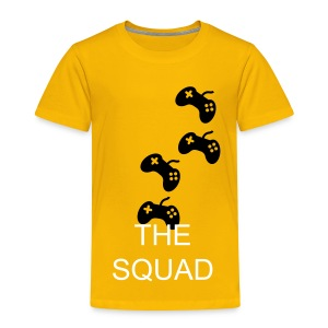 THE SQUAD Controller  - Kids' Premium T-Shirt