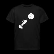 T-Shirts ~ Kinder T-Shirt ~ Mondflug