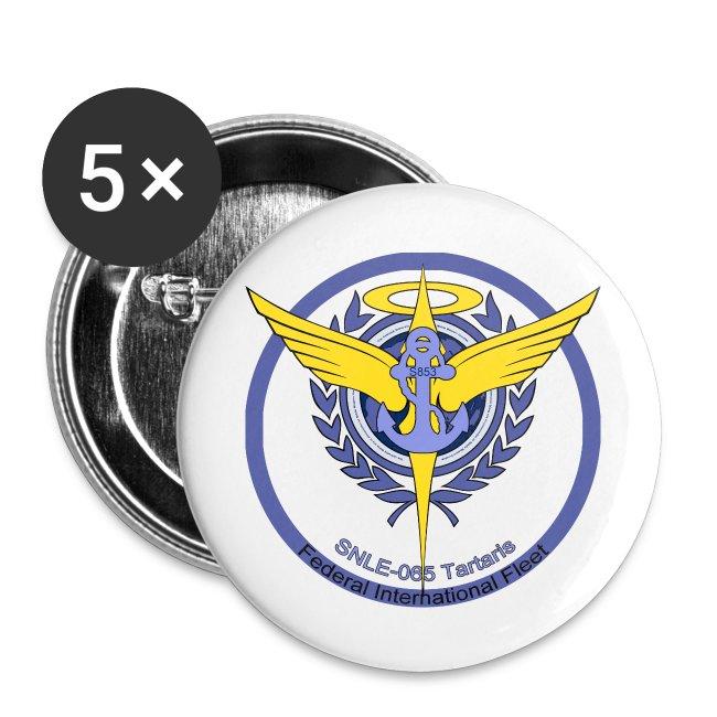 Badge Soul Religion, Écusson Tartaris - 32mm