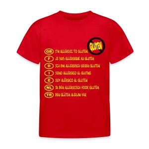 International Gluten - Kids' T-Shirt