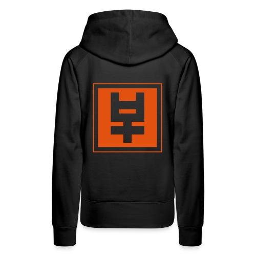 girlie hoodie - Women's Premium Hoodie