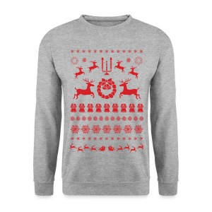 Retro Ugly Christmas - Mannen sweater