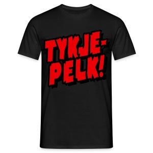 Tykjepelk! - T-skjorte for menn