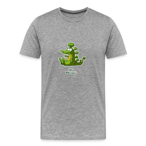 Broccodil - Männer Premium T-Shirt