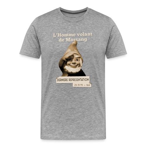 Homme volant / Coupe classique - T-shirt Premium Homme