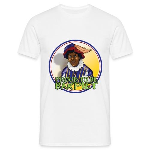 T Shirt Bakpiet - Mannen T-shirt