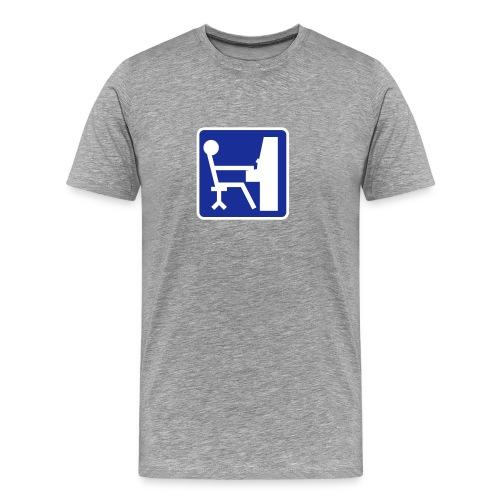 Pianist T-Shirt - Männer Premium T-Shirt