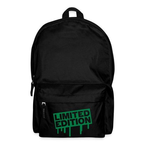 LIMITED EDITION UNISEX BAG - Backpack