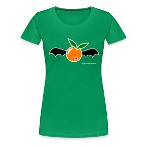 La Taronja Penada - Xica - Camiseta premium mujer