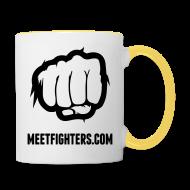 Mugs & Drinkware ~ Contrasting Mug ~