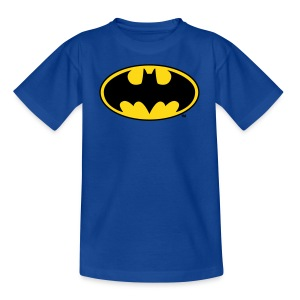 Logo Batman jaune Tee-shirt Enfant - T-shirt Enfant