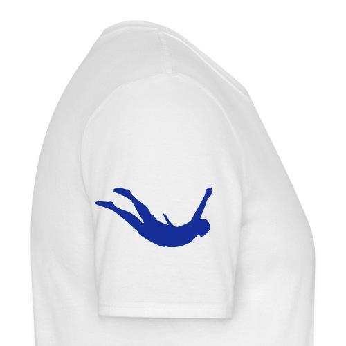 Splashdiving Logo T-Shirt inkl. Springer - Männer T-Shirt