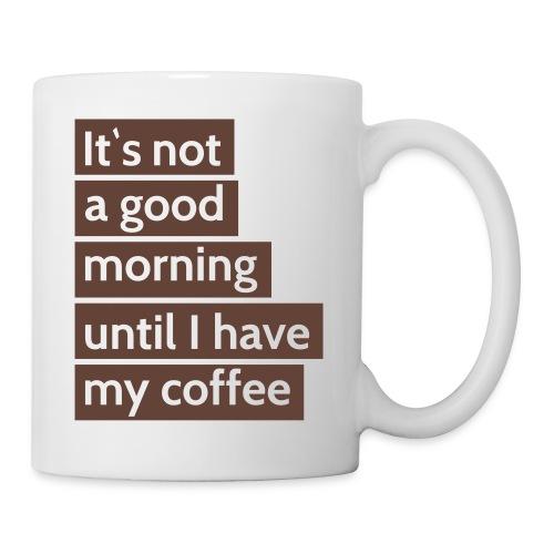 coffee moke - Mug