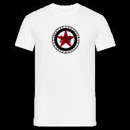T-Shirts ~ Men's T-Shirt ~ JSH Logo #13-rb